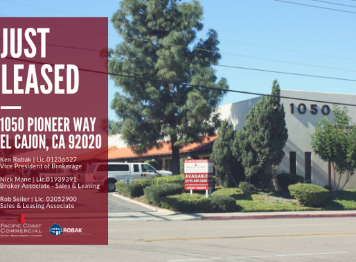 Industrial / Office Suite Just Leased!