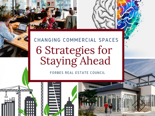 Changing Commercial Spaces: Six Strategies For Staying Ahead