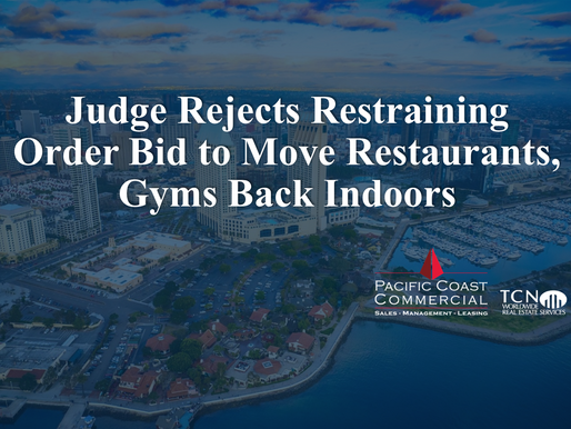 Judge Rejects Restraining Order Bid to Move Restaurants, Gyms Back Indoors