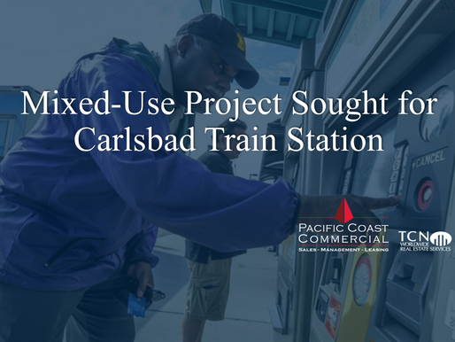 Mixed-Use Project Sought for Carlsbad Train Station