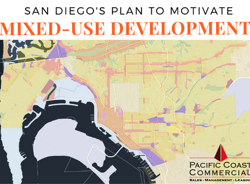 San Diego's Plan to Motivate Mixed-Use Development