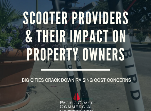 Big Cities Crack Down on Scooter Providers, Raising Cost Concerns for Property Owners