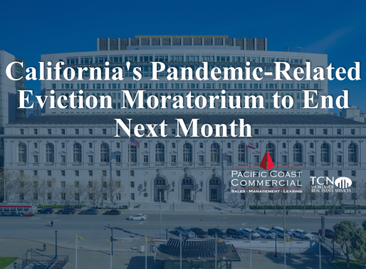 California's Pandemic-Related Eviction Moratorium to End Next Month