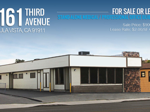 FOR SALE OR LEASE | Stand-Alone Medical/Professional Office Building