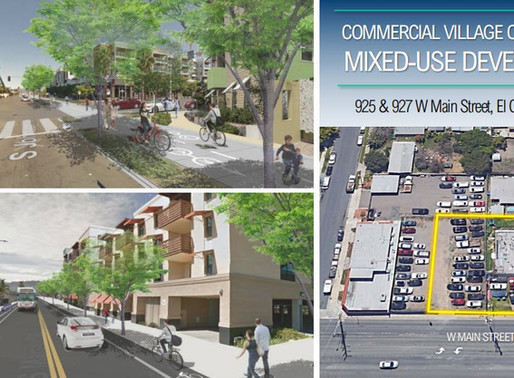 Mixed-Use Development Opportunity | Commercial Village on W. Main Street