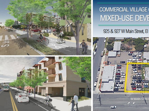 Mixed-Use Development Opportunity   Commercial Village on W. Main Street