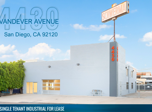 NEW ON MARKET! Freestanding Industrial with Fenced Yard for Lease