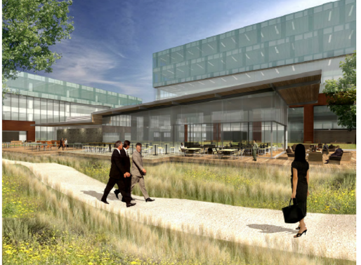 Office complex with six-story buildings proposed near Rancho Penasquitos