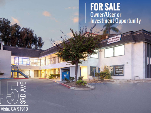 NEW ON MARKET! Owner/User or Investment Opportunity | Multi-Tenant Office Building