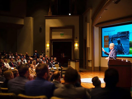 Robak Advisory Group Attends USD's Burnham-Moores Center for Real Estate Breakfast Lecture