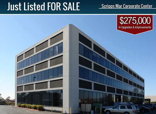 JUST LISTED FOR SALE | Top Floor First-Class Office Suite