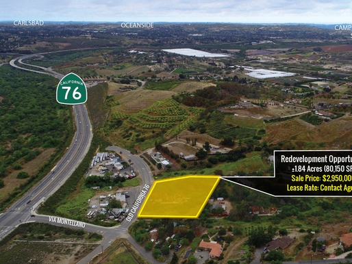 NEW ON MARKET! Redevelopment Opportunity or Owner/User