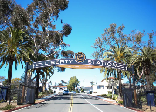 Inside the Rapid Growth of San Diego's Liberty Station
