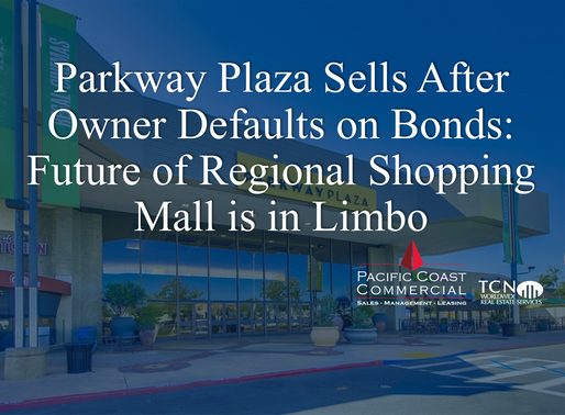 Parkway Plaza Sells After Owner Defaults on Bonds: Future of Regional Shopping Mall is in Limbo