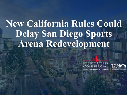 New California Rules Could Delay San Diego Sports Arena Redevelopment