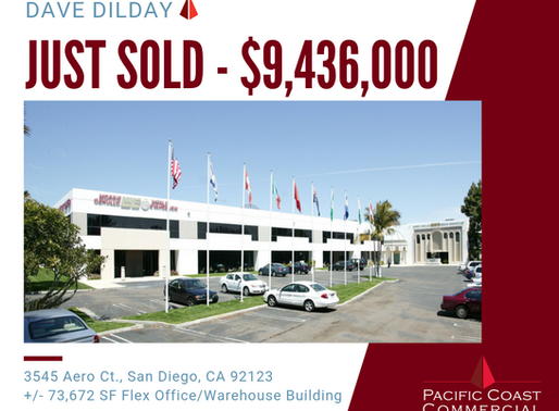 JUST SOLD for $9,436,000 | 3545 Aero Court