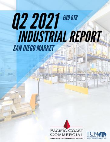 Q2 2021 - INDUSTRIAL