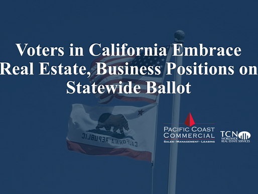 Voters in California Embrace Real Estate, Business Positions on Statewide Ballot