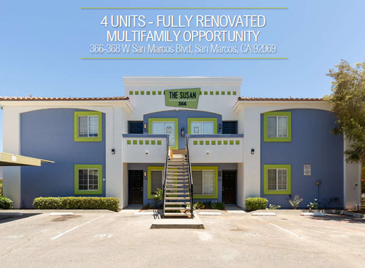 NEW ON MARKET   Fully Renovated Multifamily Opportunity