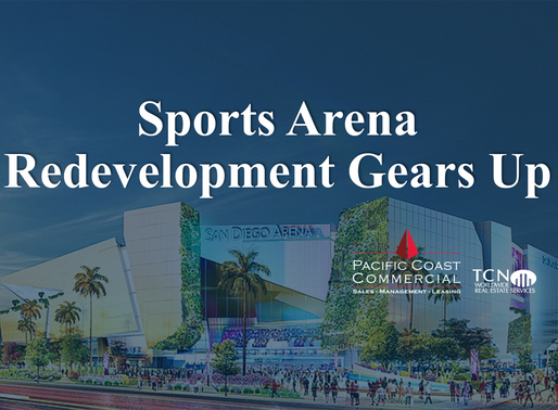 Sports Arena Redevelopment Gears Up