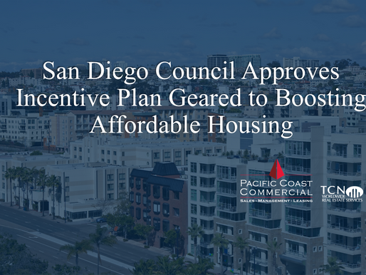 San Diego Council Approves Incentive Plan Geared to Boosting Affordable Housing