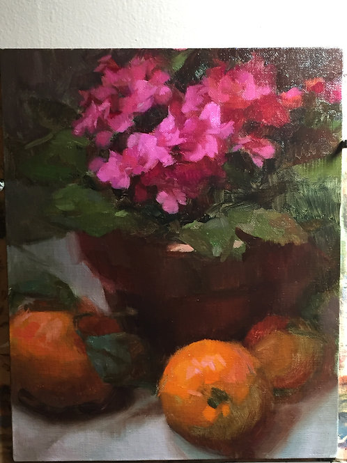 Intensive: Painting Still Life in Alla Prima W/Th