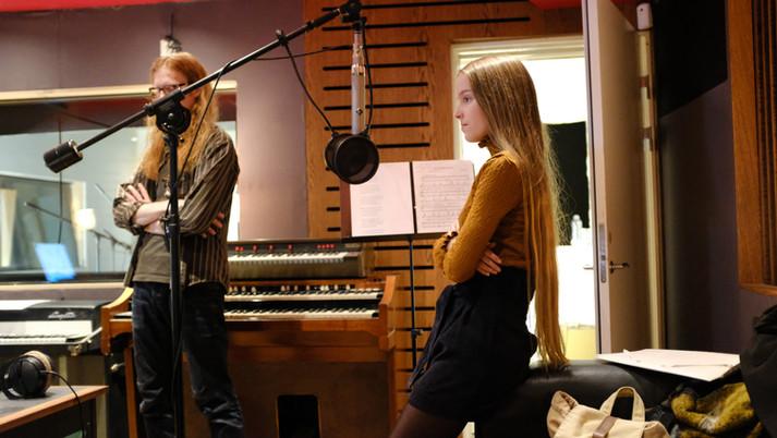 Innspilling av album nr to