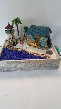 Beach Lighthouse fairy garden.jpg