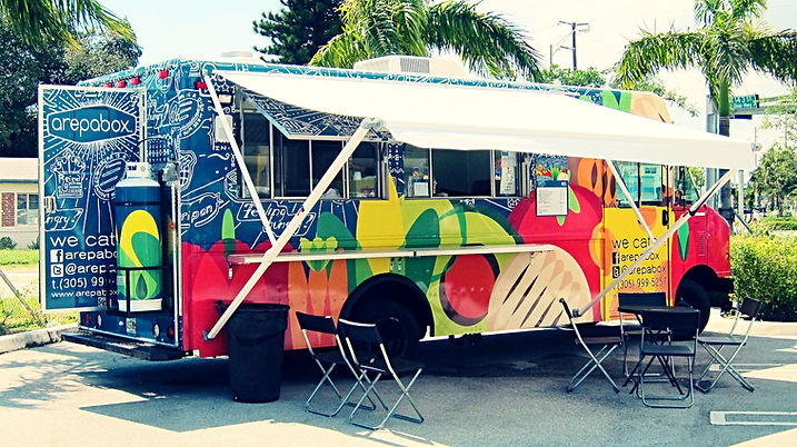 Raices Brewing Company food trucks