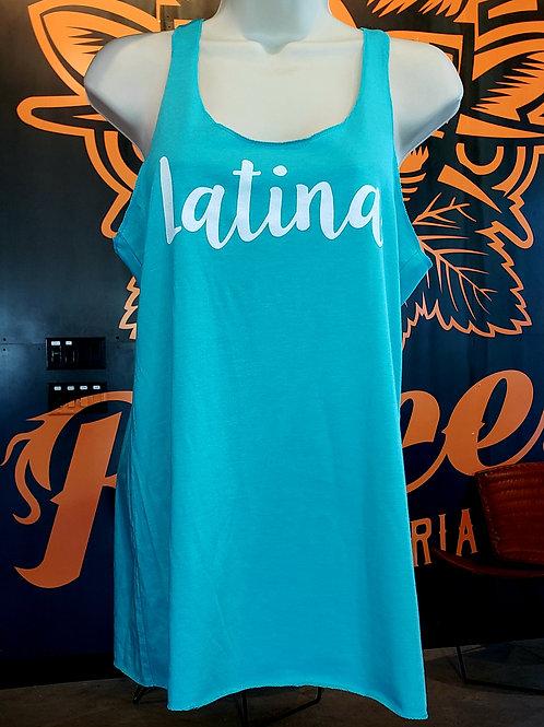 Latina Logo Tank Top