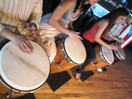 BOMBA WORKSHOP (Percussion)