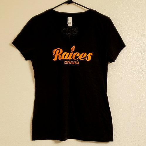 Raices Women's Logo T-Shirt