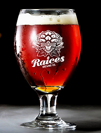 La Furia Double Red IPA Raices Brewing Compay