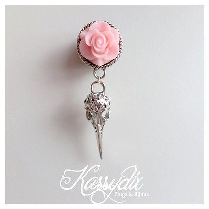 'BirdSkull & Roses'