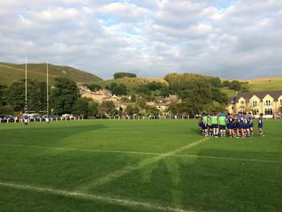 Rugby Pre Season Match