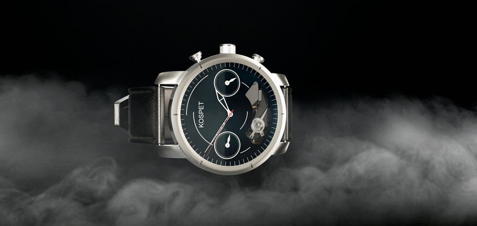 """Superior quality, precise swiss made chronograph. Made from durable stainless steel and premium leather, this watch brings together elegance and precision. We are proud to present you the superior mechanism of the watch and to bring closer to the customer the manufacturer's passion for premium products.  Rubicon3D is a 3D Product Animation Studio specialized in realistic product animations and full CGI commercial. Do you have an idea of a new product and want to present it to others? Do you want to start a project on kickstarter and  have an attractive presentation of your prototype? Are you a company that wants to engage more customers for your product or make a professional 3d product presentation for online platforms?  Or do you have only some scketches of your idea and want them to transform in a 3d realistic presentation?  Contact us and we can help you! We need only your idea and we will combine our knowledge and skills of 3d product animation and future-film style visual effects with High End photorealistic product 3D animation, visualization, product rendering and CGI commercials and we will bring your idea to life and make it unique.  Don't hesitate to write us because """"no one ever made a difference by being like everyone else!""""    This particular video shows the use of CGI visualization to demonstrate realistic visualizations headphones. The possibilities are endless and the end product is unlike anything that could be achieved with standard videography, including demonstration of small details which would be impossible or difficult to shoot.   Tags: 3d animation studio visual effects cgi visualization product 3D commercial 3D advertisement headphones rendering autocad realistic CAD rendering photorealistic visualization vfx    #productrendering #productanimation #productvisualization #product3dcommercial #3Dvisualization #3dartist #autocad #keyshot #solidworks #vray#tradeshowbooth #tradeshow #3dartist #eventmarketing #productvideo #producttrailer"""