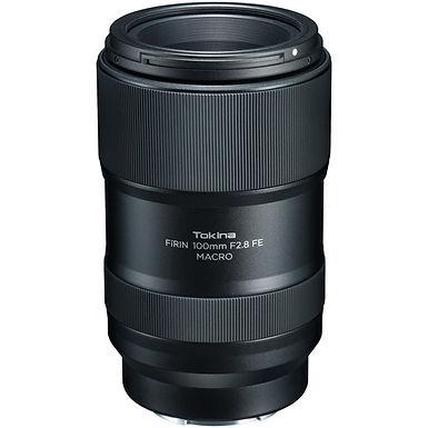 Tokina FiRIN 100mm f/2.8 FE Macro Lens (Sony E)