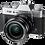 Thumbnail: FUJIFILM X-T20 with 18-55mm Lens (Silver)