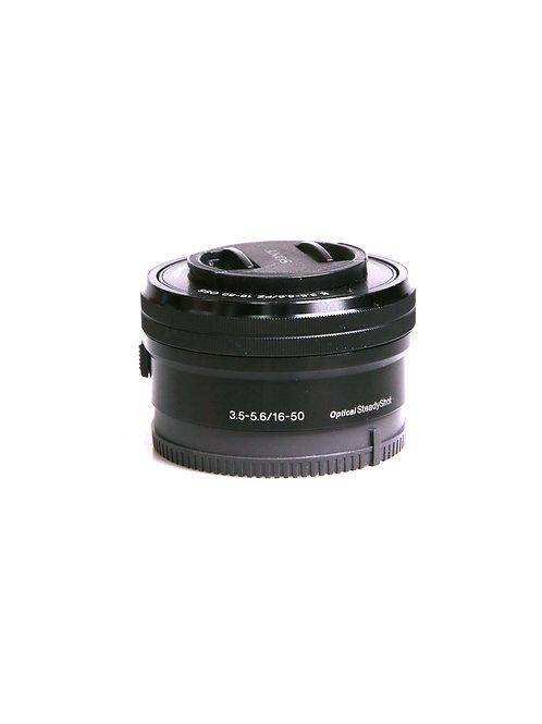 Sony E PZ 16-50mm f/3.5-5.6 OSS Lens (Eugene Store)