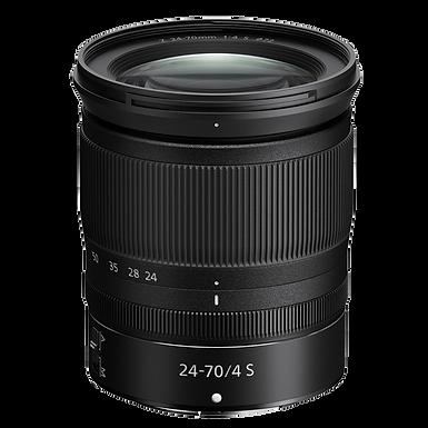 Nikon NIKKOR Z 24-70mm f4S Kit Lens