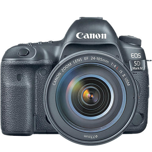 Canon EOS 5D Mark IV EF 24-105mm f/4L IS II USM