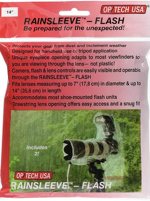 """Optech RAINSLEEVE Flash (14"""")"""