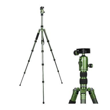 Promaster XC525 Tripod with Head (Green)