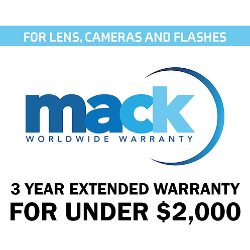 Mack Diamond Under $2,000 Protection Warranty