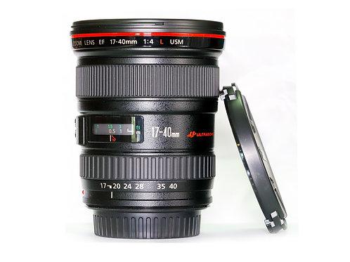 Canon EF 17-40mm f/4L USM Lens (Beaverton Store)