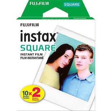 FUJIFILM INSTAX SQUARE Instant Film (20 Exposures)