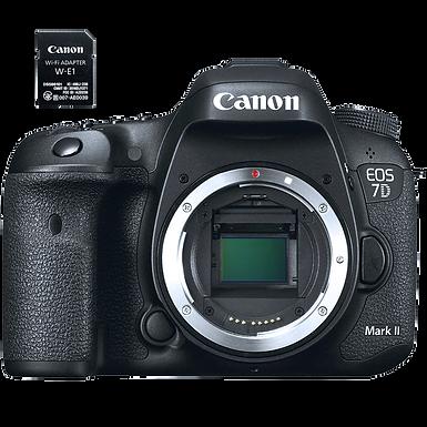 Canon EOS 7D Mark II (Body Kit) Wi-Fi Kit