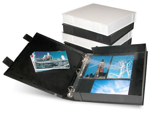 Archival Safety Binder