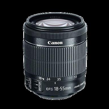 Canon EF-S 18-55mm f/3.5-5.6 IS STM (Kit Lens)