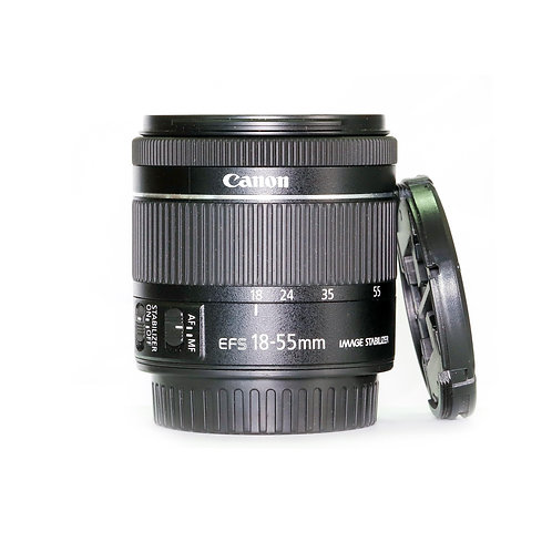 Canon EF-S 18-55mm f/3.5-5.6 IS (Beaverton Store)